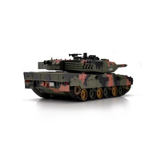 Tanc Radiocomandat Leopard II 2A5 1:24, BB IR