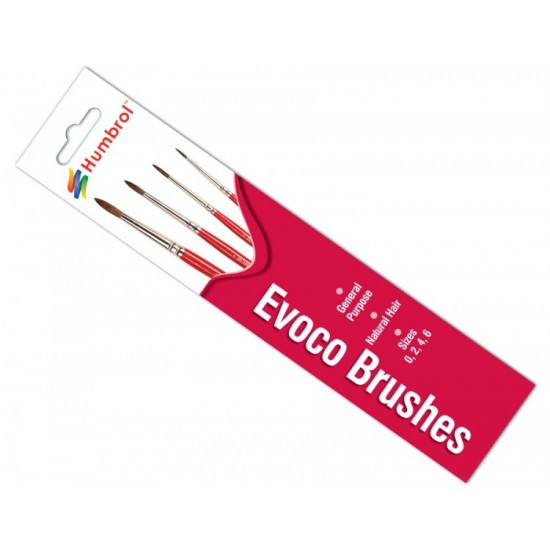Set 4 pensule Evoco 0 2 4 6