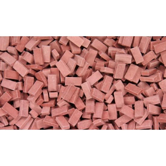 Caramizi ceramice (tip RF) Juweela rosu inchis 1:32