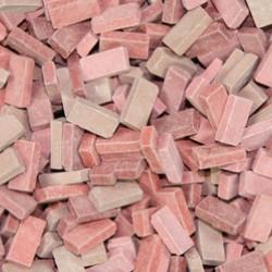 Caramizi ceramice (tip RF) Juweela mix rosu 1:32