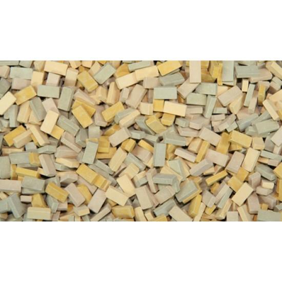 Caramizi ceramice (tip RF) Juweela mix bej