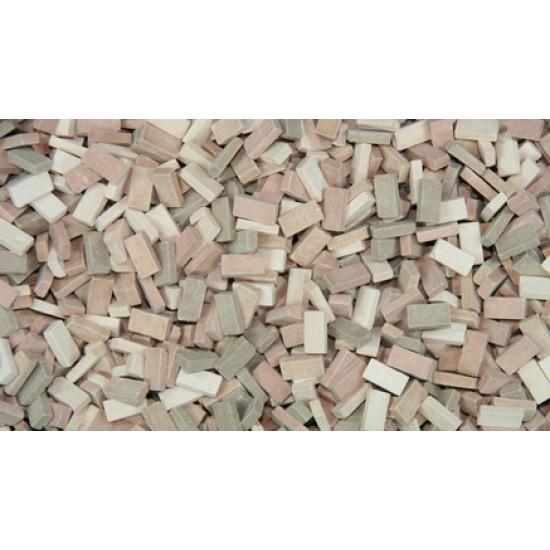 Caramizi ceramice (tip RF) Juweela mix teracota