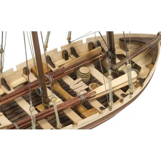 kit de construit: barca de salvare de pe Bounty