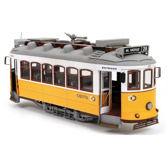 Kit de construit, Tramvai Lisabona