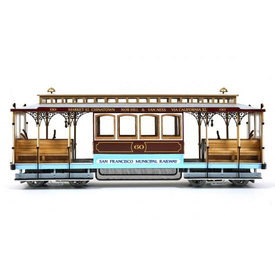 Kit de construit, Tramvai San Francisco
