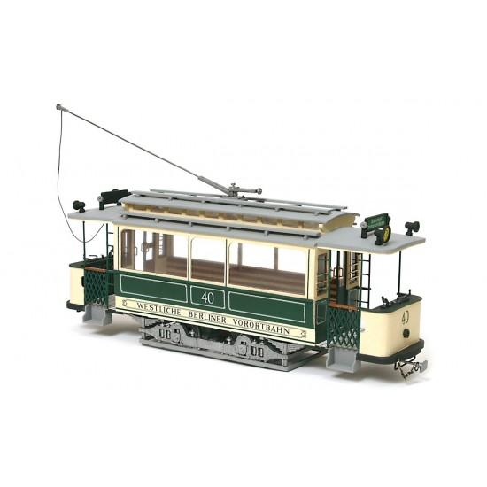Kit de construit, Tramvai Berlin