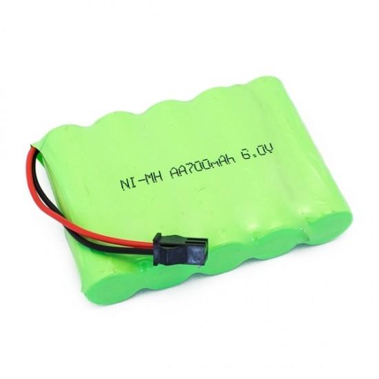 Acumulator Ni-MH 6.0V 700mAh WPL B-14