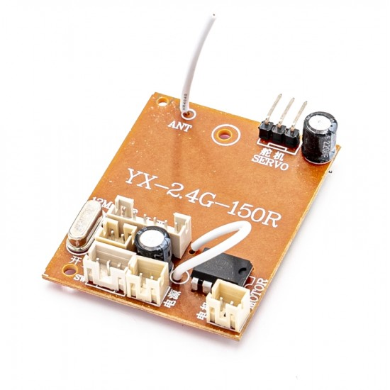 Placa receptor si ESC pentru D90