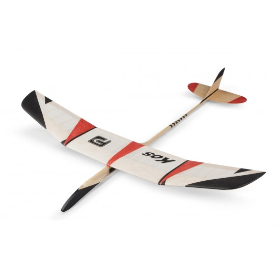 Aeromodel planor KOS