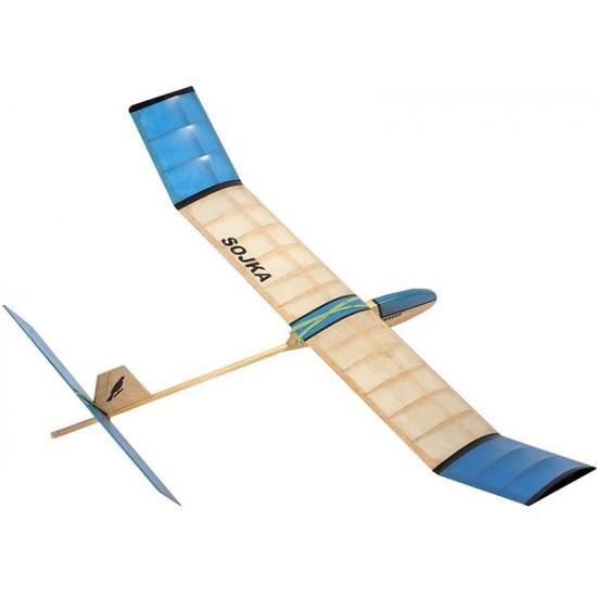 Aeromodel planor SOJKA