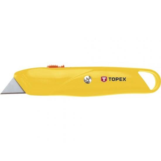 Cutter multifunctional metalic Topex 155mm, incl. 1 lama trapezoidala