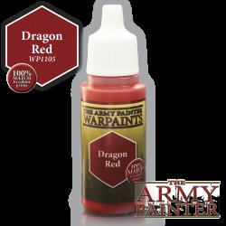 Vopsea Dragon Red