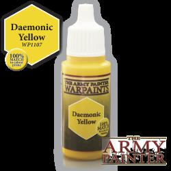 Vopsea Daemonic Yellow
