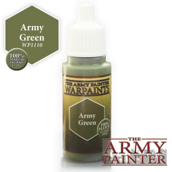 Vopsea Army Green