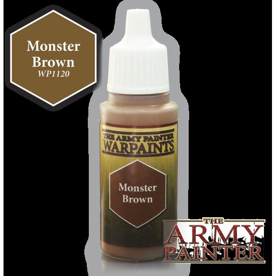 Vopsea Monster Brown