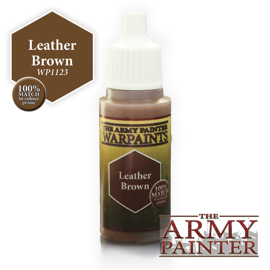Vopsea Leather Brown