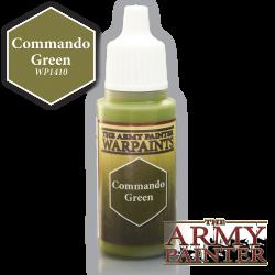 Vopsea Commando Green