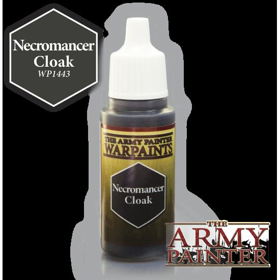 Vopsea Necromance Cloak