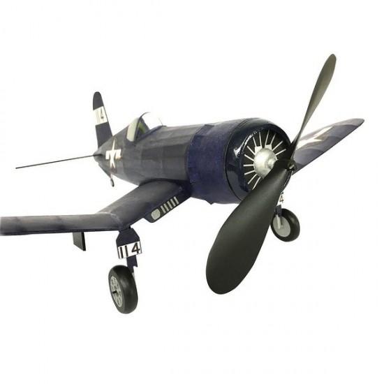 Aeromodel din balsa pentru zbor liber Corsaire