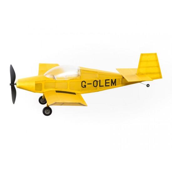 Aeromodel din balsa pentru zbor liber Jodel D18