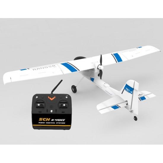 Aeromodel Volantex RC Ranger 1.4M Trainer RTF si giroscop integrat