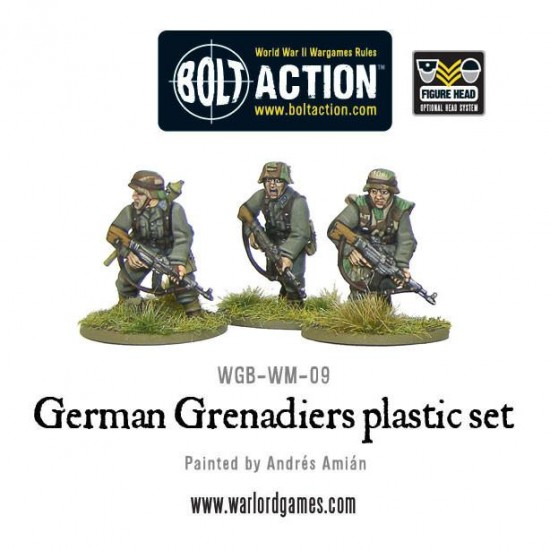 Set de grenadieri germani