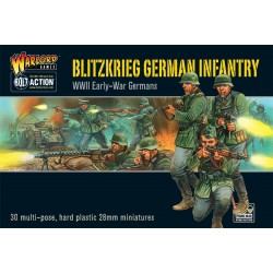 Blitzkrieg - Set de infanteristi germani