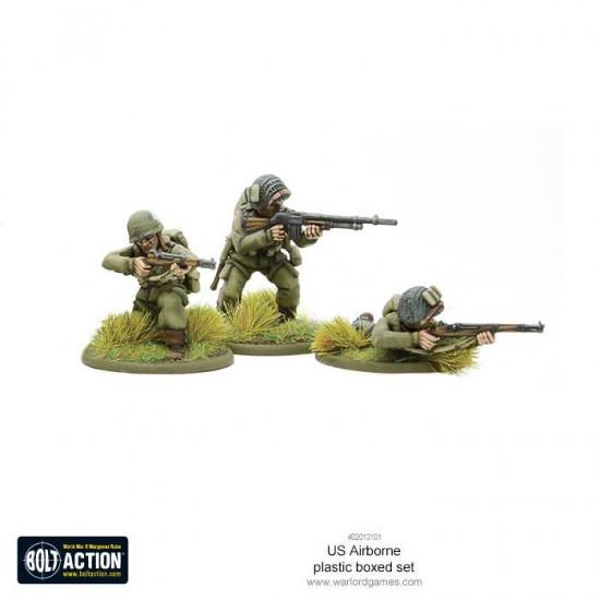 Set de parașutiști americani