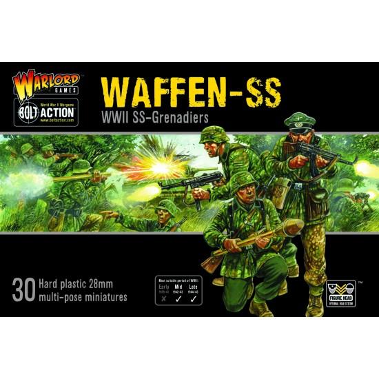 Figurine 28mm, Trupe SS