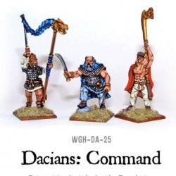 Grup de comandă dacic