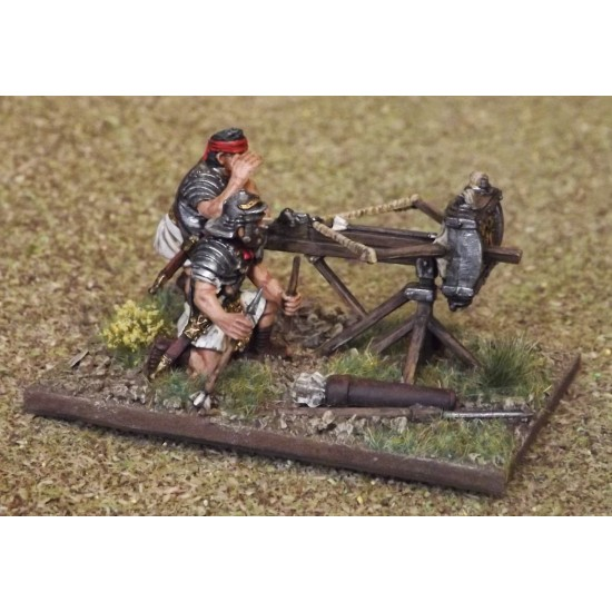 figurine 28mm Catapulta Scorpion
