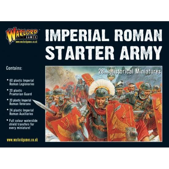 Figurine 28mm, Set soldați ai Imperiului Roman