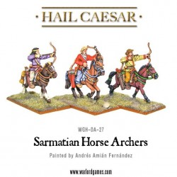 Cavalerie sarmată cu arcuri