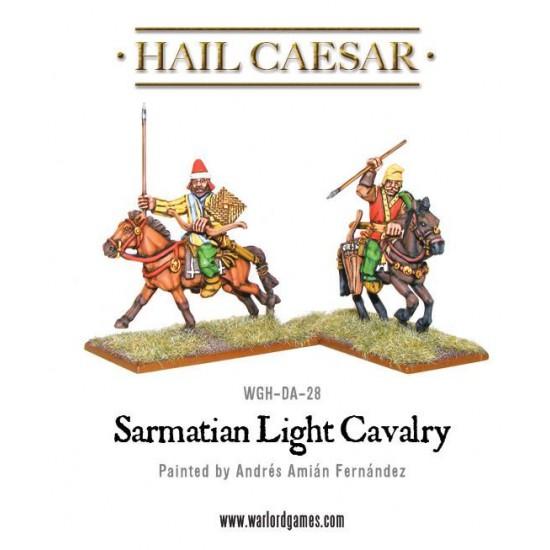 figurine 28mm cavalerie usoara sarmata